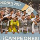 Real Madrid gana Supercopa