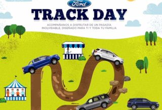 Ford track day 2018 AplatanaoNews